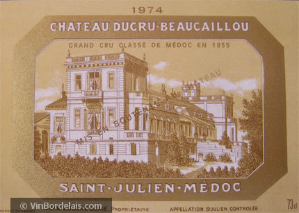 Château Ducru-Beaucaillou (Saint-Julien)