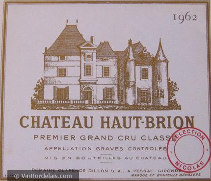 Château Haut-Brion (Pessac-Léognan)