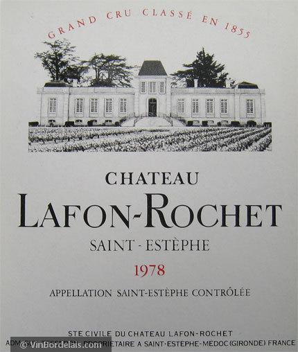 Château Lafon-Rochet (Saint-Estèphe)