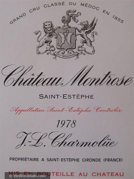 Château Montrose (Saint-Estèphe)