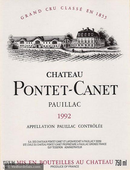 Château Pontet-Canet (Pauillac)