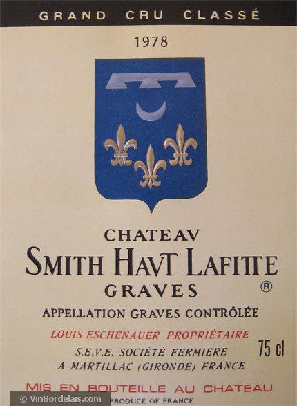 Château Smith Haut Lafitte (Pessac-Léognan)