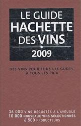 Le guide Hachette des vins 2009