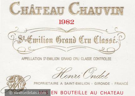 Château Chauvin