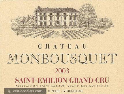 Château Monbousquet