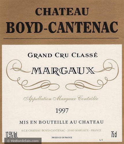 Château Boyd-Cantenac (Margaux)