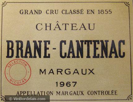 Château Brane-Cantenac (Margaux)