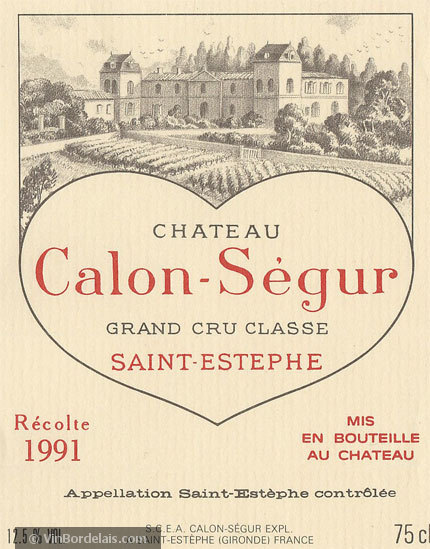 Château Calon-Ségur (Saint-Estèphe)