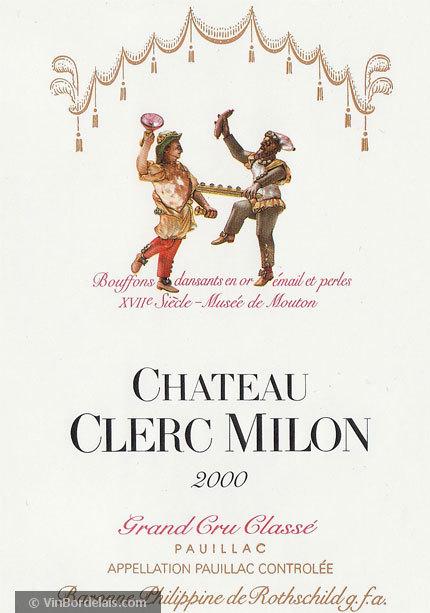 Château Clerc Milon (Pauillac)