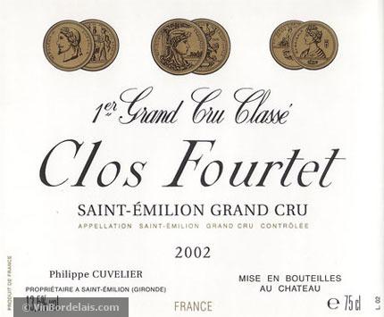 Clos Fourtet (Saint-Emilion)
