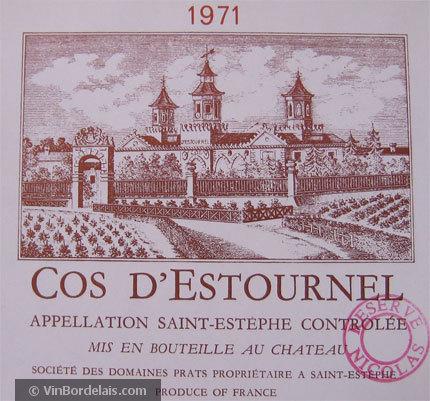 Château Cos d'Estournel (Saint-Estèphe)