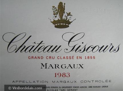 Château Giscours (Margaux)
