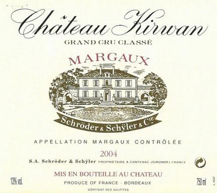 Château Kirwan (Margaux)