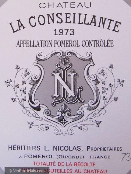 Château La Conseillante (Pomerol)