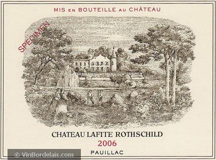 Château Lafite Rothschild (Pauillac)