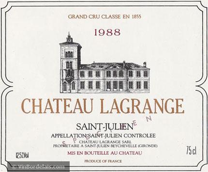 Château Lagrange (Saint-Julien)