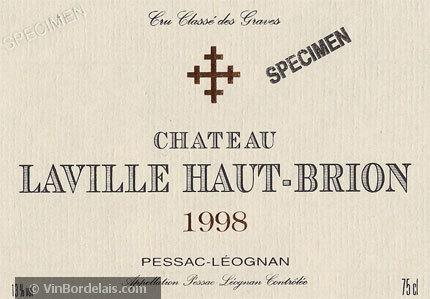 Château Laville Haut-Brion (Pessac-Léognan)