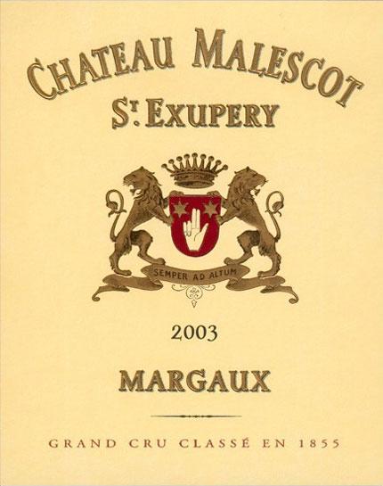 Château Malescot Saint-Exupéry (Margaux)