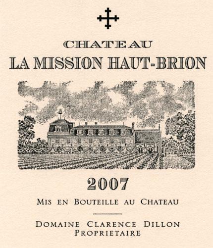 Château La Mission Haut-Brion (Pessac-Léognan)