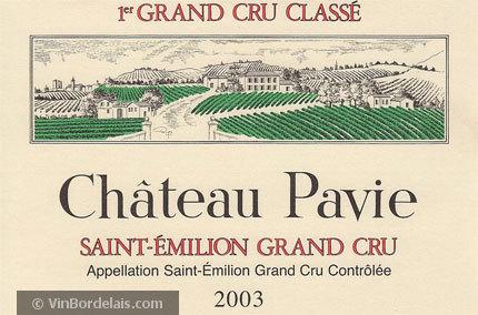 Château Pavie (Saint-Emilion)