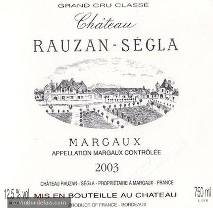 Château Rauzan-Ségla (Margaux)