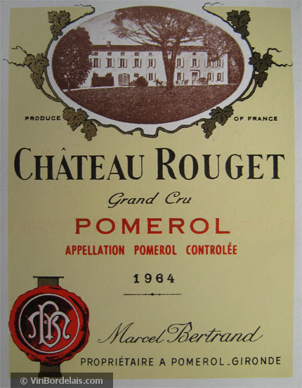 Château Rouget (Pomerol)