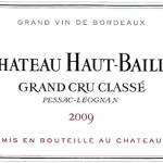 Château Haut-Bailly (Pessac-Léognan)